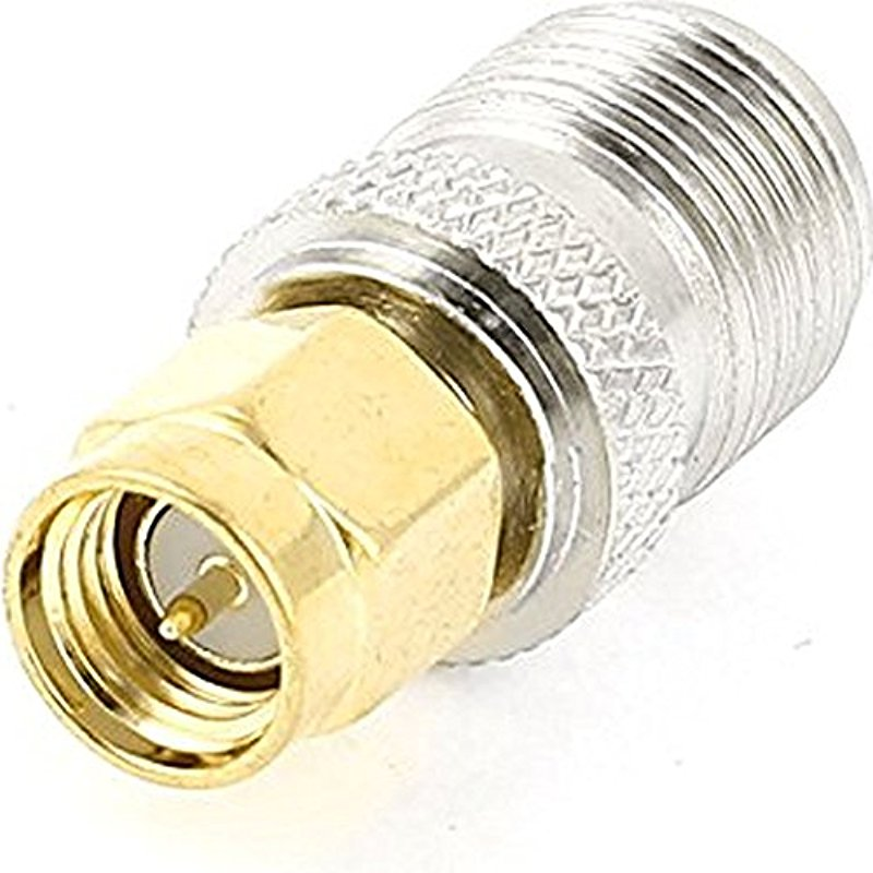 1 x BNC male plug to TNC female jack RF coaxial adapter Ships from USA