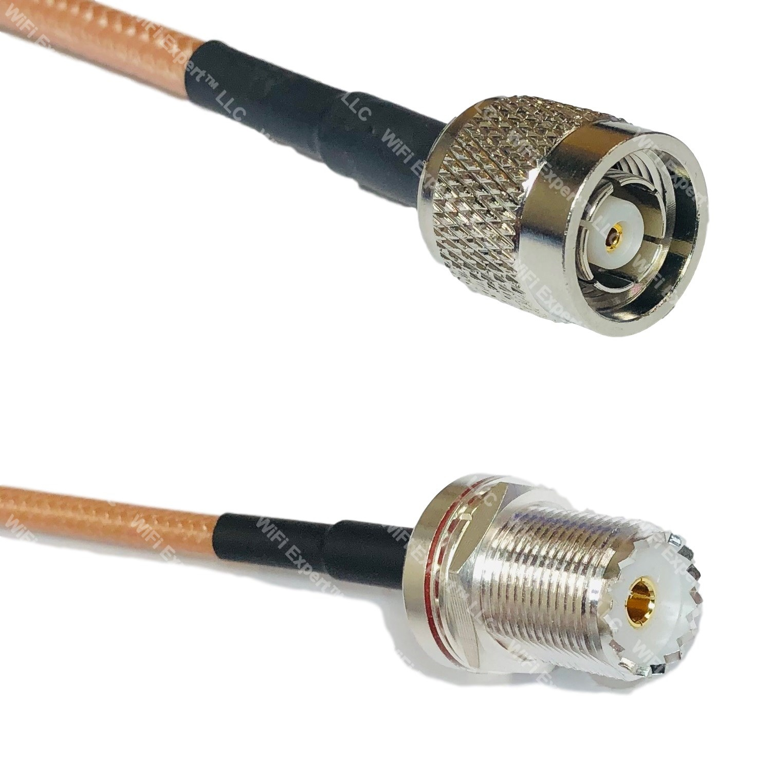 RG316 SO239 UHF Female to RP-TNC MALE Coaxial RF Cable USA-US